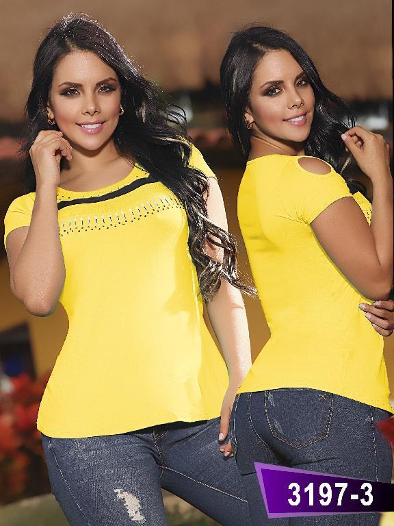 Blusa Moda Thaxx - Ref. 119 -31973