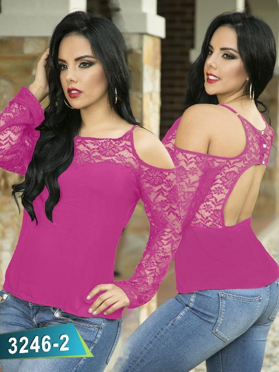 Blusa Moda Thaxx - Ref. 119 -3246-2