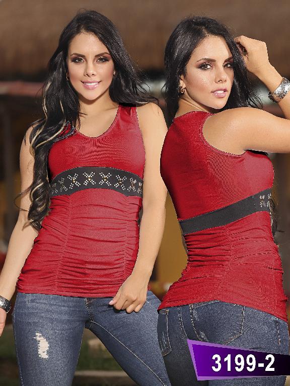 Blusa Moda Thaxx - Ref. 119 -31992