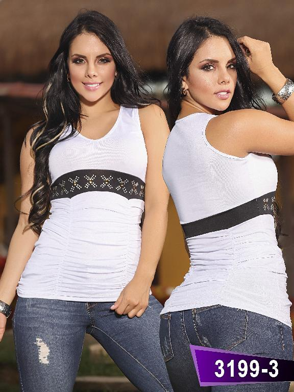 Blusa Moda Thaxx - Ref. 119 -31993