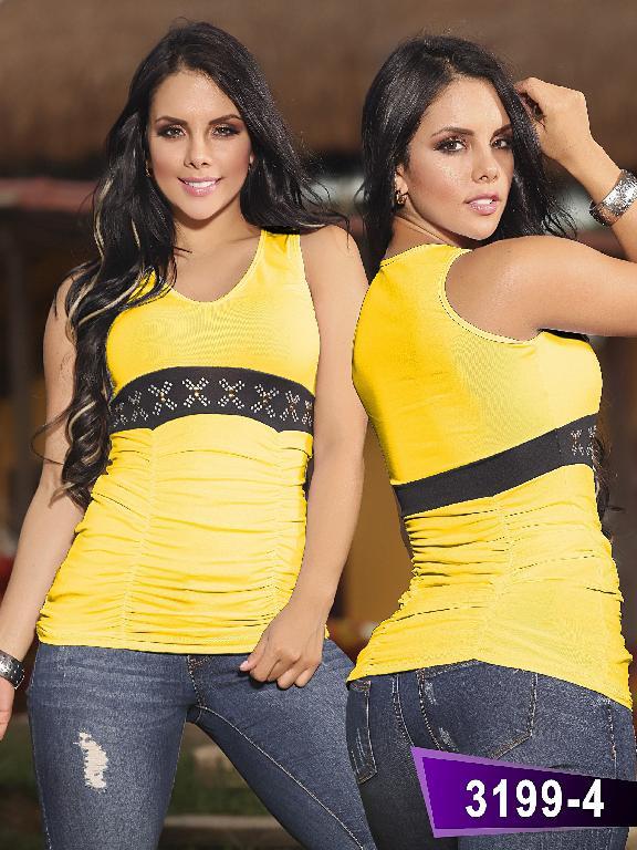 Blusa Moda Thaxx - Ref. 119 -31994