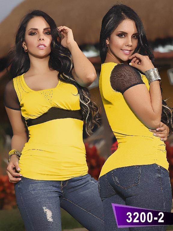 Blusa Moda Thaxx - Ref. 119 -32002