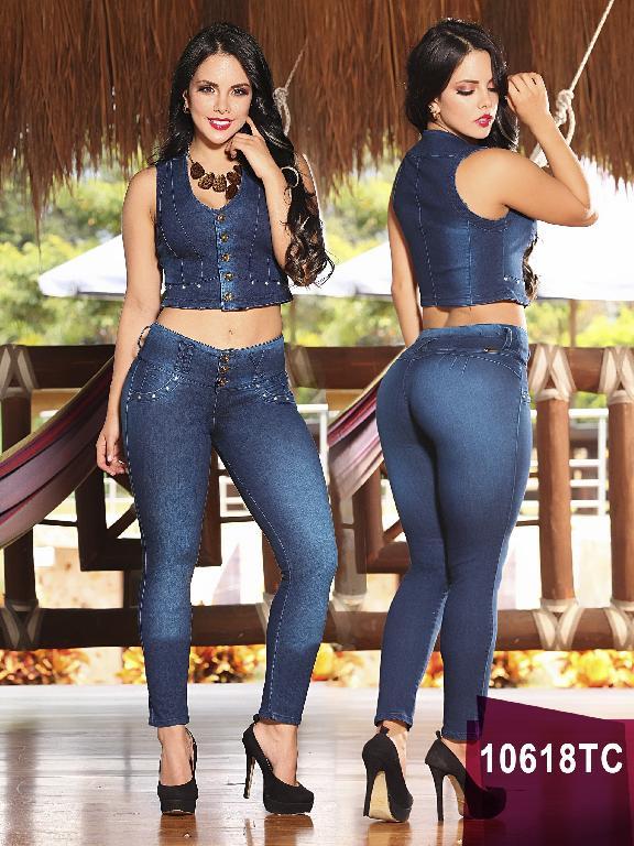 Conjunto Levantacola Colombiano Thaxx Classic - Ref. 119 -10618