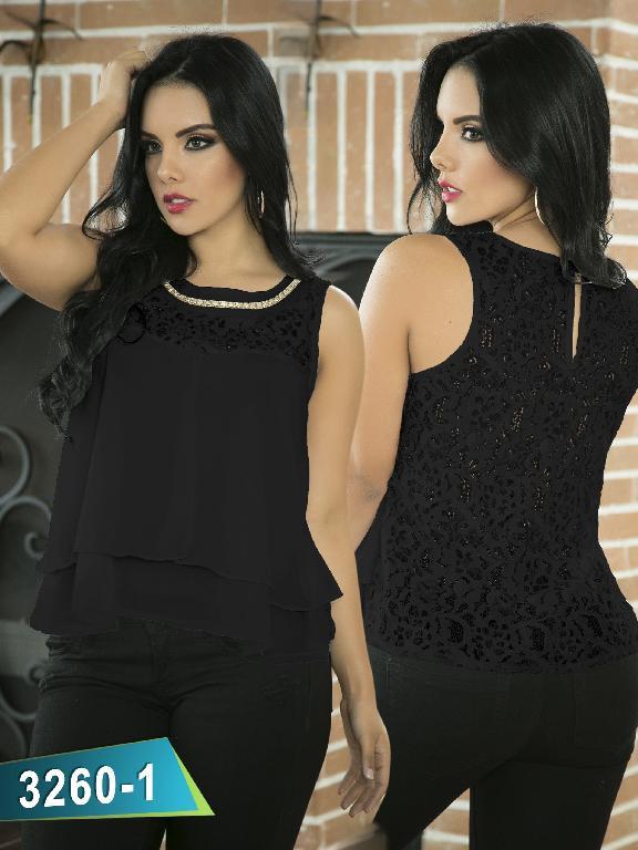 Blusa Moda Thaxx - Ref. 119 -3260-1