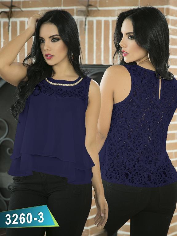 Blusa Moda Thaxx - Ref. 119 -3260-3