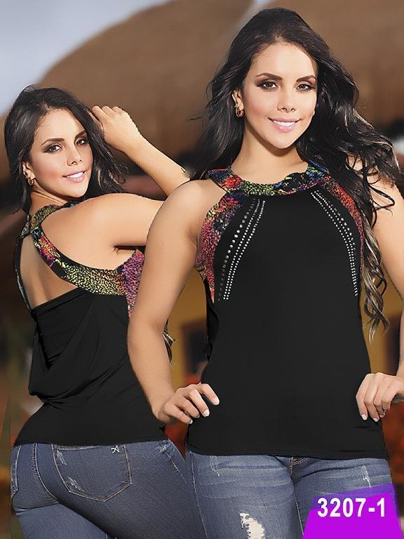 Blusa Moda Thaxx - Ref. 119 -32071