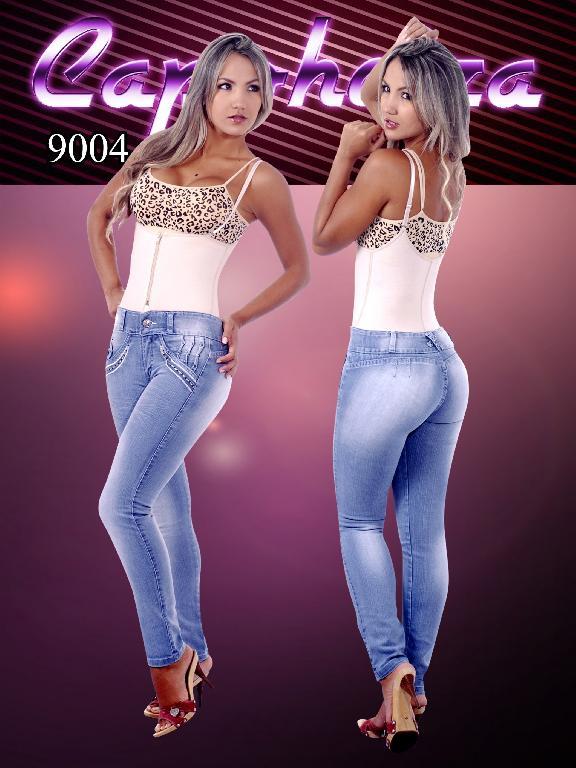 WOMEN JEAN CAPOHEIRA  - Ref. 102 -9004