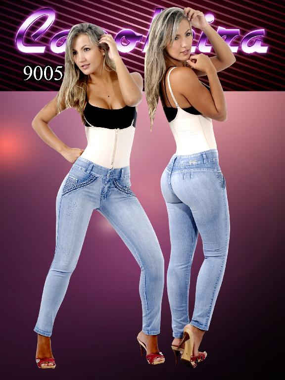 WOMEN JEANS CAPOHEIRA - Ref. 102 -9005