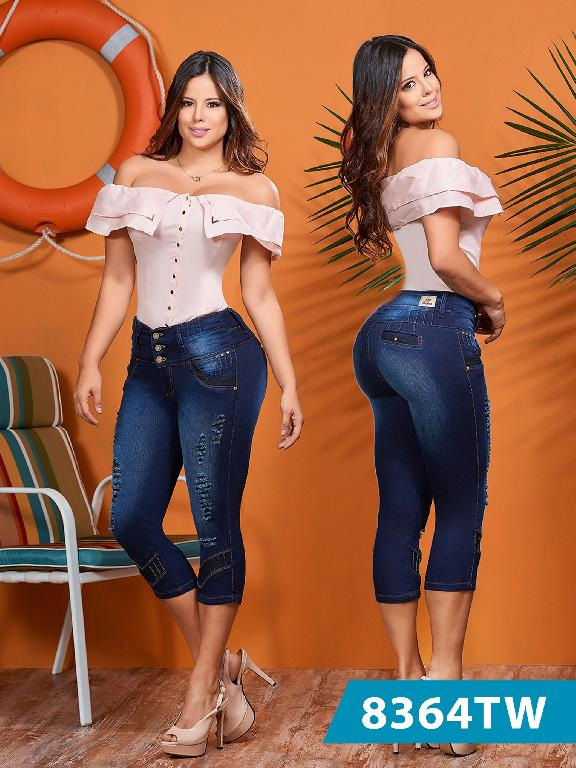 Capri Levantacola Colombiano Top Women  - Ref. 123 -8364 TW