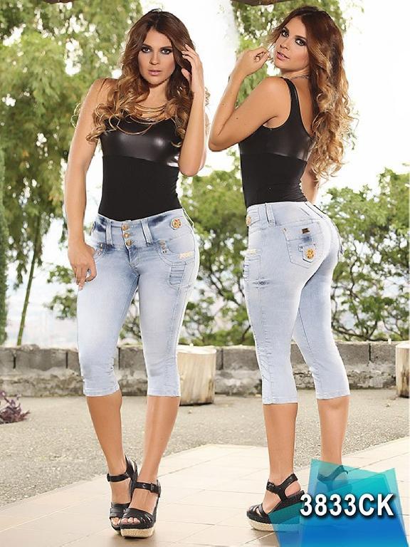 Capri  Dama Levantacola Colombiano Cokette - Ref. 119 -3833 CK