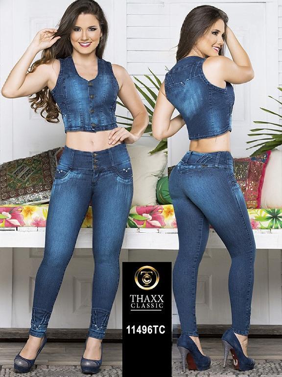 Conjunto Levantacola Colombiano Thaxx Classic - Ref. 119 -11496 TC