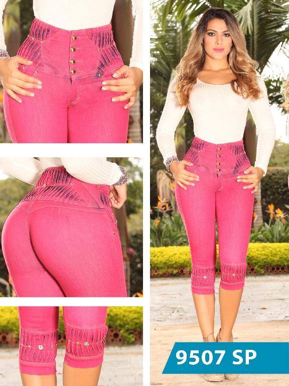 Capri Levantacola Colombiano Sweet Pink  - Ref. 242 -9507 SP