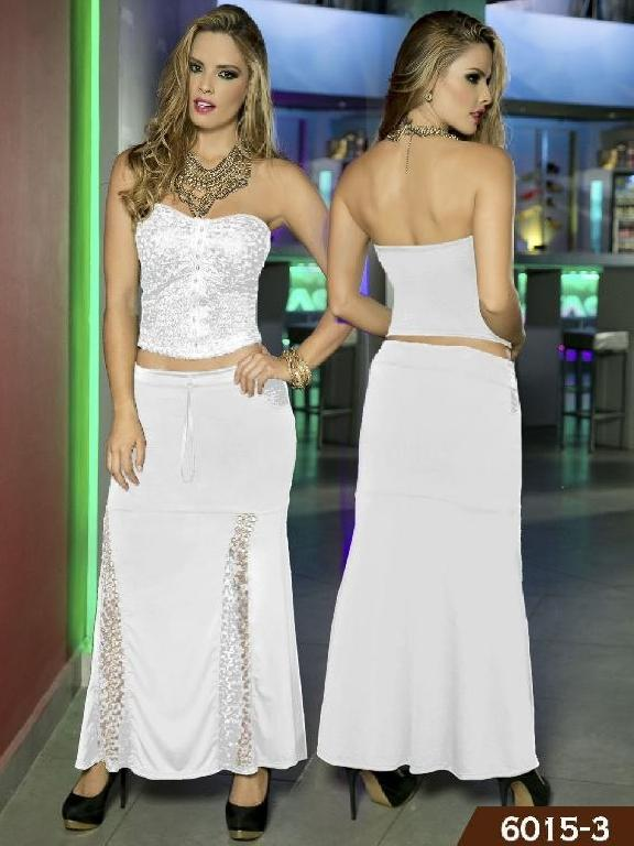 Vestido Moda Colombiano Thaxx - Ref. 119 -60153