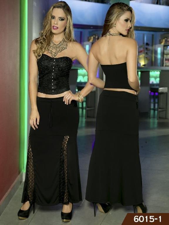 Vestido Moda Colombiano Thaxx - Ref. 119 -60151