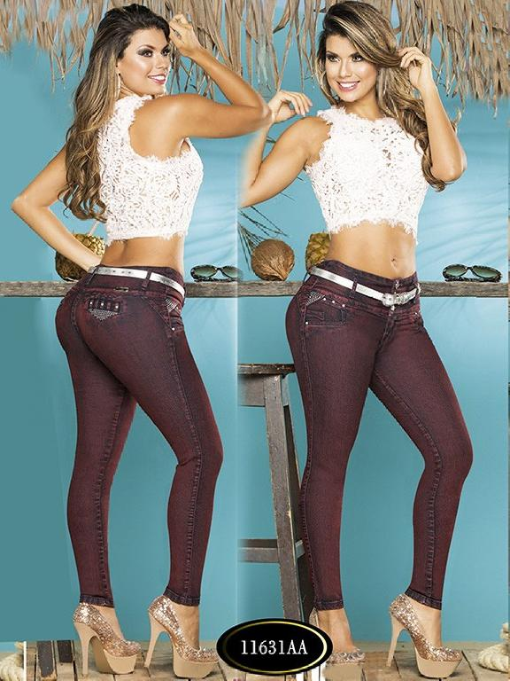 Colombian Butt lifting Jeans - Ref. 235 -11631 AA