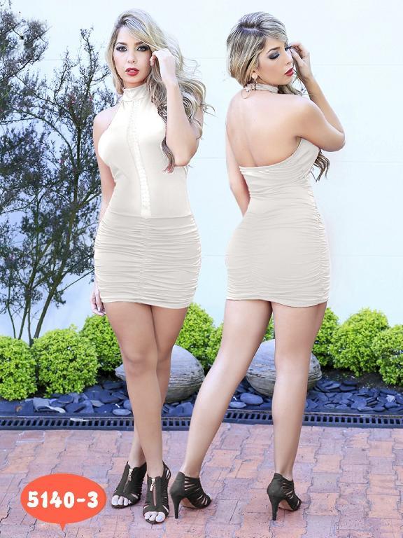 Vestido Moda Colombiana Thaxx - Ref. 119 -51403