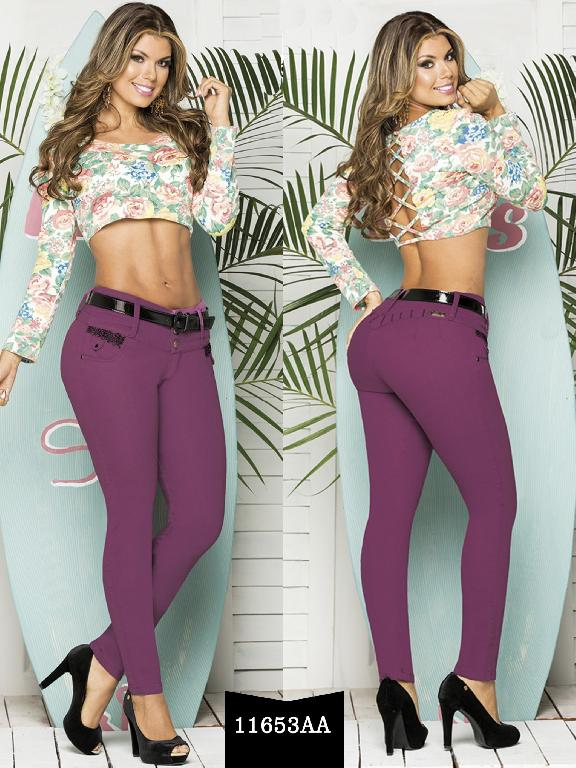 Colombian Butt lifting Jeans - Ref. 235 -11653 AA