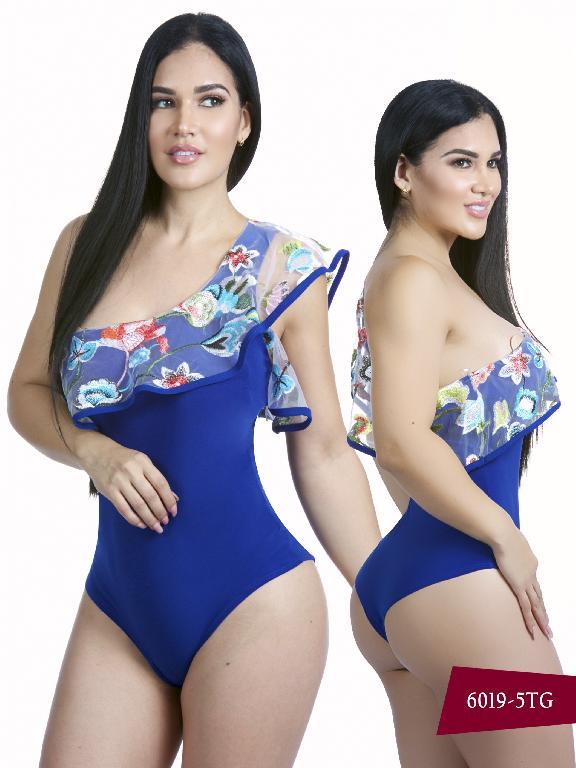 Body Moda  Thaxx Gold  - Ref. 119 -6019-5 T.G Azul