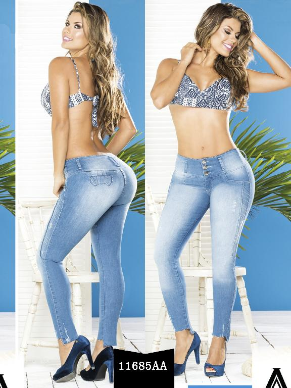 Colombian Butt lifting Jeans - Ref. 235 -11685 AA