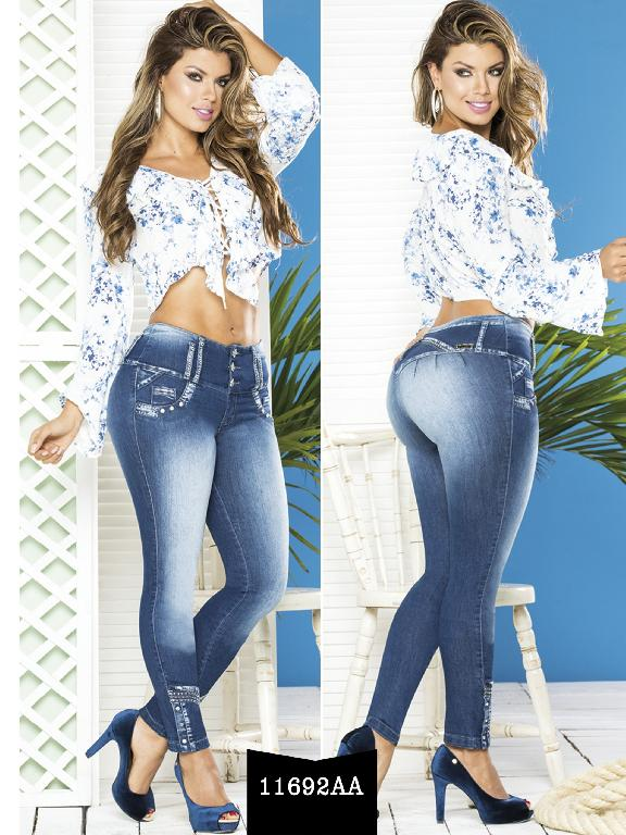 Colombian Butt lifting Jeans - Ref. 235 -11692 AA