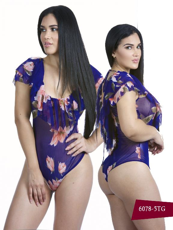 Body Moda  Thaxx Gold  T.G - Ref. 119 -6078-5 T.G. Azul