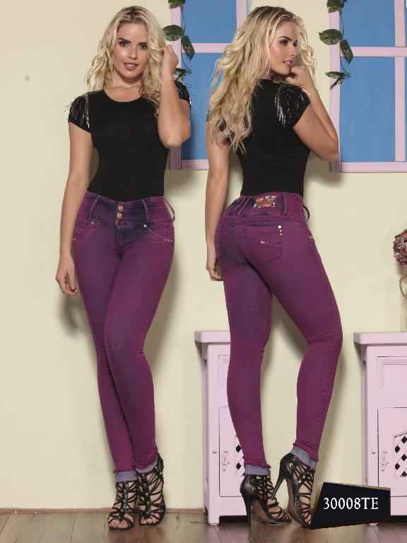 Jeans LevantaCola Colombiano Thaxx  Essentials - Ref. 119 -30008- TE