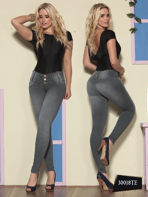 Jeans LevantaCola Colombiano Thaxx  Essentials - Ref. 119 -30018-TE