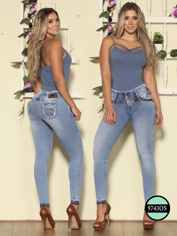 Colombian Jeans Butt Lifting  Osheas - Ref. 103 -9743 OS