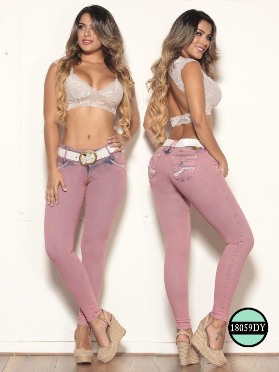 Jeans Levantacola Colombiano Dinasty - Ref. 249 -18059 DY