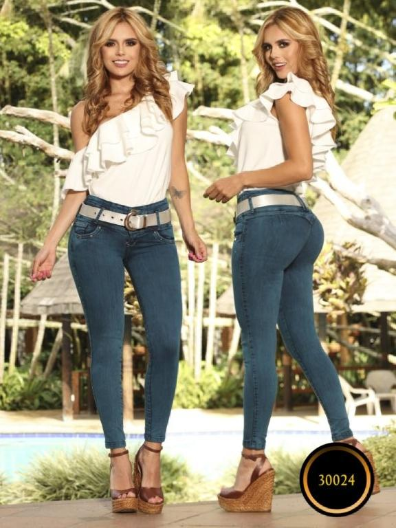 Jeans LevantaCola Colombiano Thaxx  Essentials - Ref. 119 -30024 TE