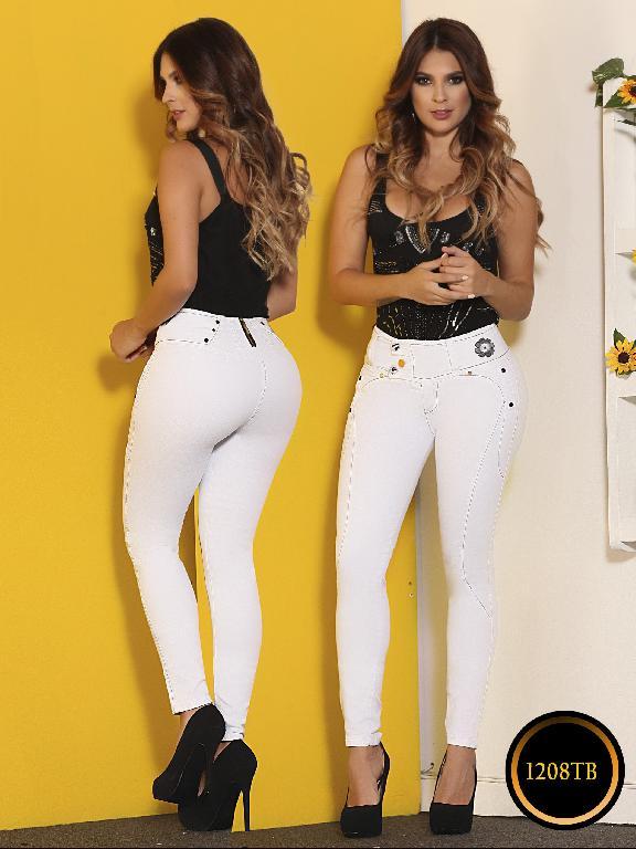Jeans Moda Colombiana Thaxx Boutique - Ref. 119 -1208TB