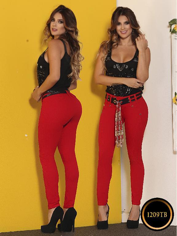 Jeans Moda Colombiana Thaxx Boutique - Ref. 119 -1209 TB