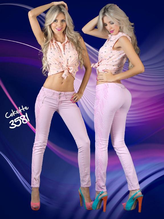 Colombian Jeans Cokette - Ref. 119 -3581