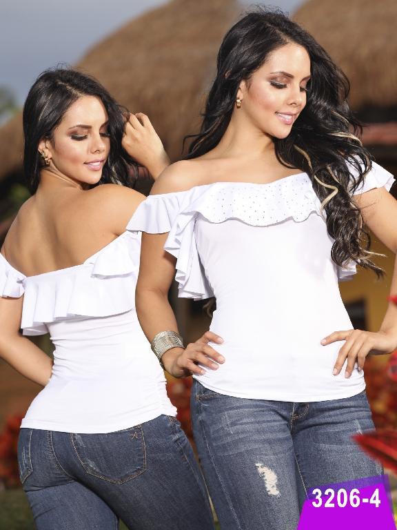 Blusa Moda Thaxx - Ref. 119 32064