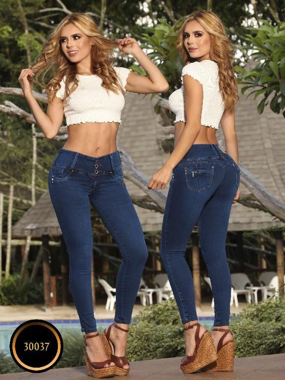 Jeans LevantaCola Colombiano Thaxx  Essentials - Ref. 119 -30037 TE