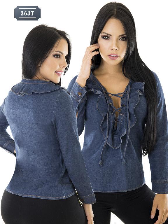 Colombian Blouse Tabbachi Fashion - Ref. 236 -363 T