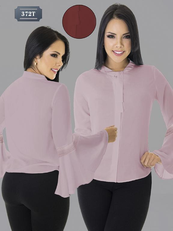 Colombian Blouse Tabbachi Fashion - Ref. 236 -372-20 T - Rosado