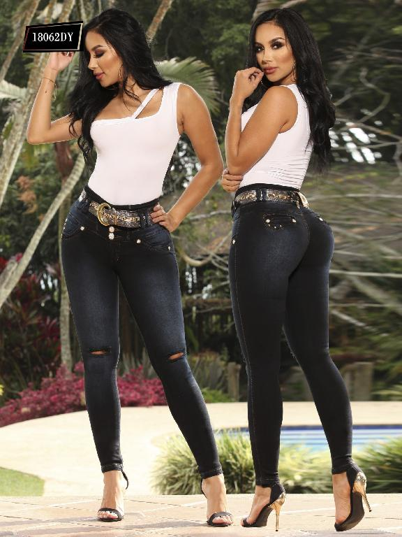 Colombian Jeans Butt Liftin Dinasty - Ref. 249 -18062 DY