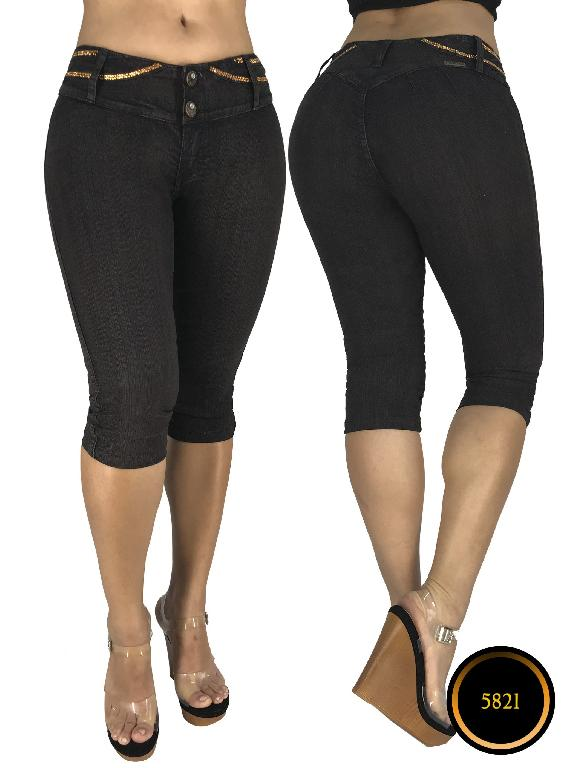 Jeans Women Fashion Cheviotto  - Ref. 101 - 5821