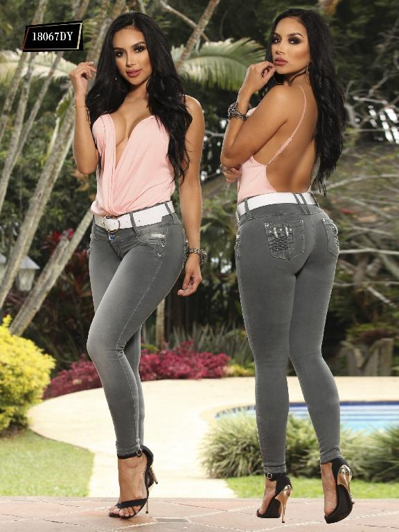 Colombian Jeans Butt Lifting Dinasty - Ref. 249 -18067 DY