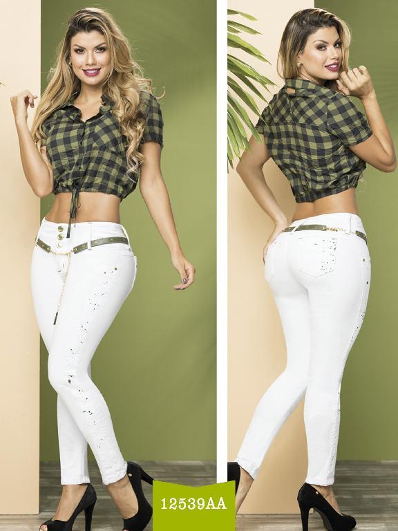 Colombian Jeans Butt Liftin StudioAA  - Ref. 235 -12539 AA