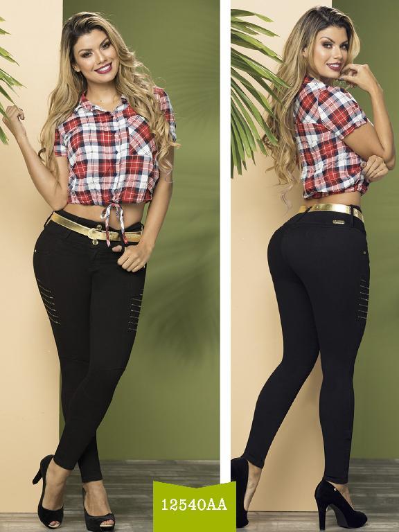 Colombian Jeans Butt Liftin StudioAA - Ref. 235 -12540 AA