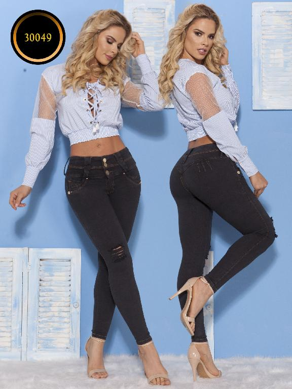Jeans LevantaCola Colombiano Thaxx  Essentials - Ref. 119 -30049 TE