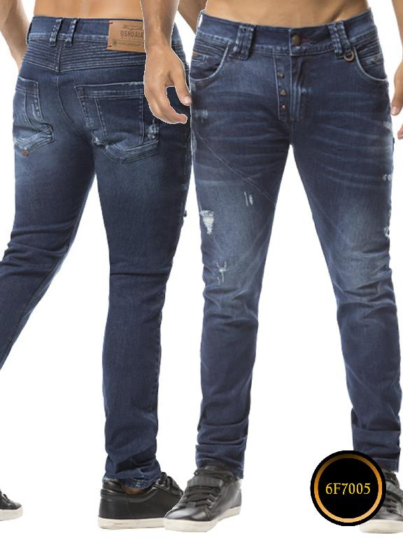 Jeans Hombre Colombiano - Ref. 260 -6F7005
