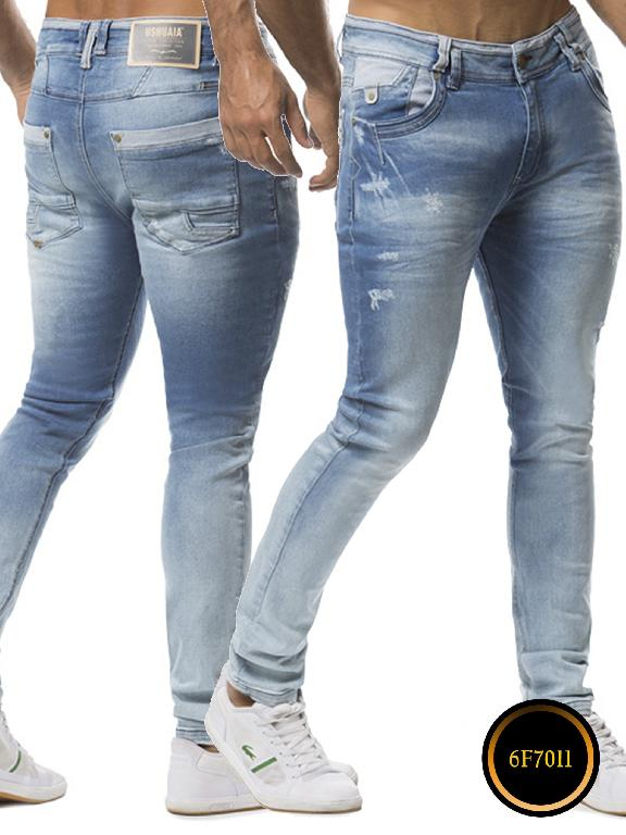 Jeans Hombre Colombiano - Ref. 260 -6F7011