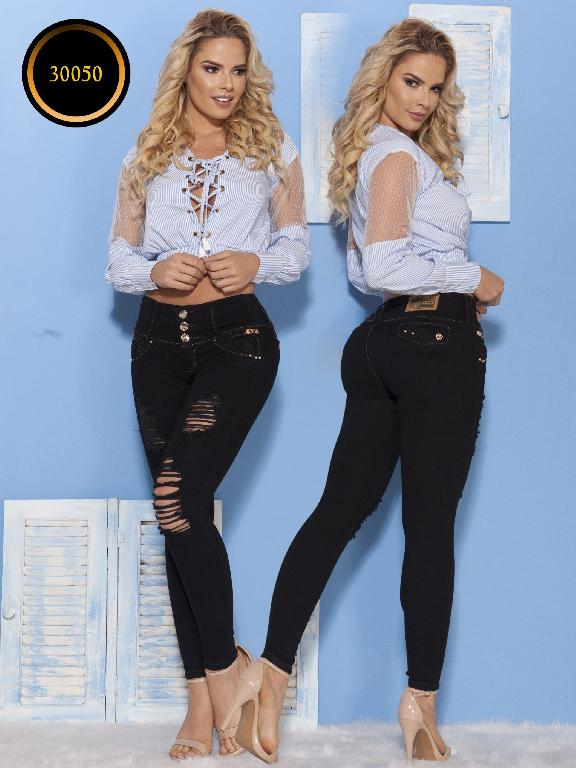 Jeans LevantaCola Colombiano Thaxx  Essentials - Ref. 119 -30050TE