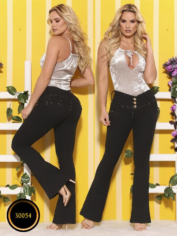 Jeans LevantaCola Colombiano Thaxx  Essentials - Ref. 119 -30054 TE