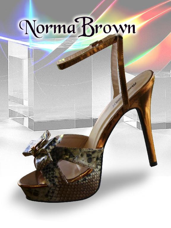 TACON NORMA BROWN - Ref. 184 -NORMA BROWN
