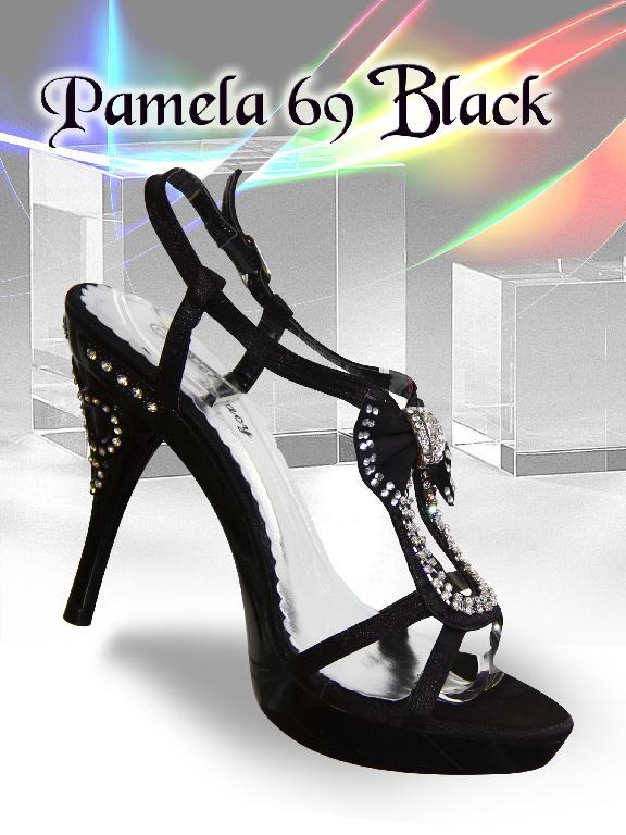 TACON PAMELA 69 BLACK - Ref. 185 -PAMELA 69 BLACK