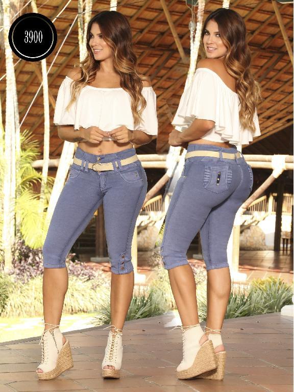 Capri  Dama Levantacola Colombiano Cokette - Ref. 119 -3900 CK